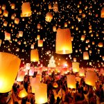 CHIANG MAI NEW YEAR COUNTDOWN SKY LANTERN 2019